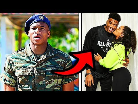 10 Things You Didn't Know About Giannis Antetokounmpo!