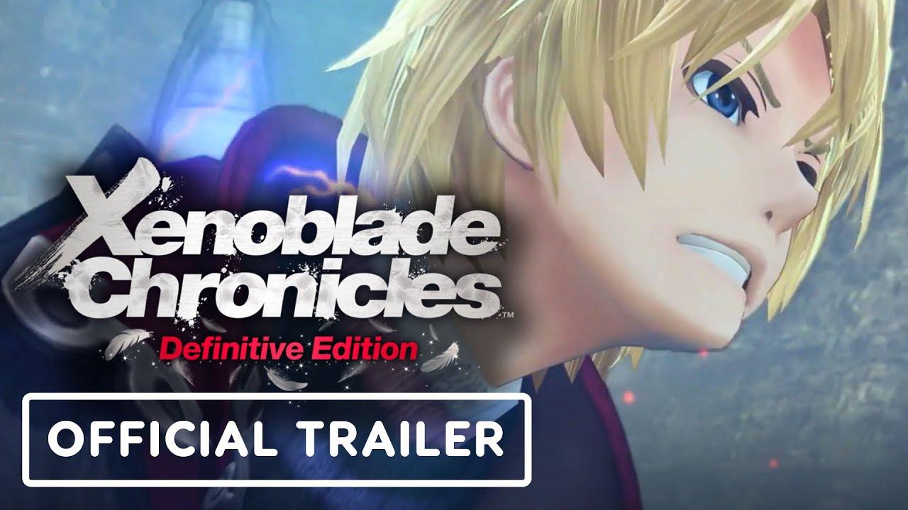 Xenoblade Chronicles Definitive Edition - Official Trailer (Nintendo Direct Mini) - IGN