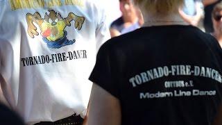 Guten Morgen Cottbus #46 mit dem Tornado Fire Dancers e.V.