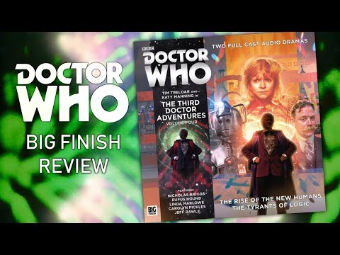 Doctor Who | The Third Doctor Adventures Vol. 4 | Big Finish Review