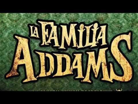 Obertura Musical La Familia Addams orquesta España