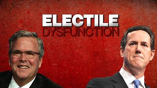 Jeb Bush Misses Bribe Goal, Santorum Turnout So Sad It Hurts