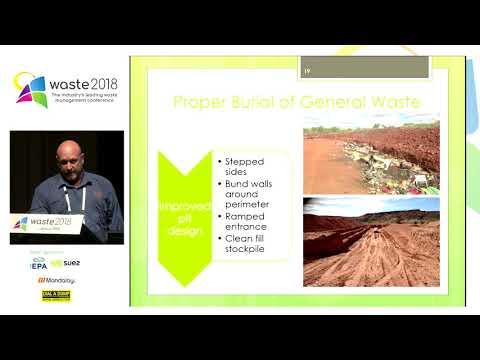 Aboriginal Communities - 5 Effective waste management in Central NT.