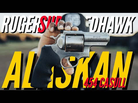 RUGER SUPER REDHAWK ALASKAN | First Mag Review