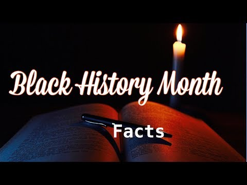 Black History - 5 facts most don't know (Keepin it Real w/ Real Talk) 🎤