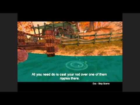 Fable - The Lost Chapters Part 11 Fishing Pole!