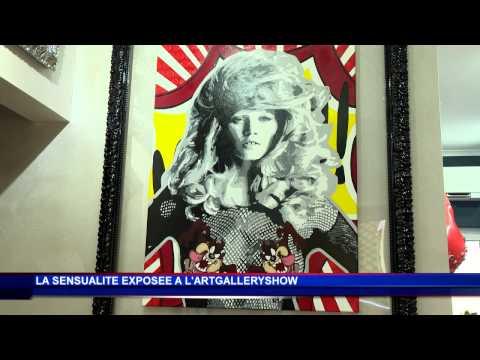 L'Art Gallery Show de Monaco dénude l'art