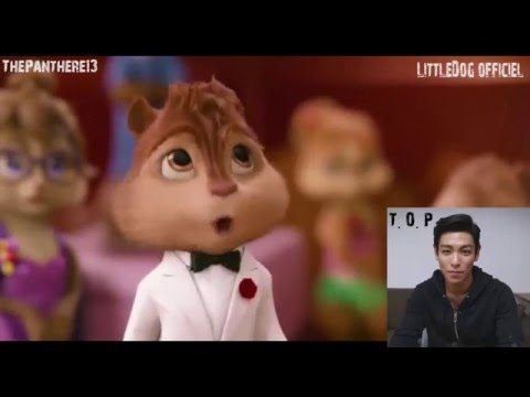 [Chipmunks] BIGBANG, BANG BANG BANG | Japanese Version | Music Vidéo |