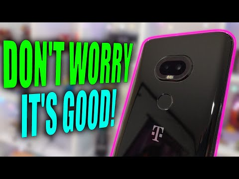 T-Mobile Revvlry+ Review: Don't Make THAT Face! It's A GOOD Phone!