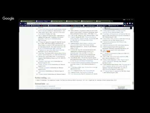 How to Get Wikipedia Backlinks