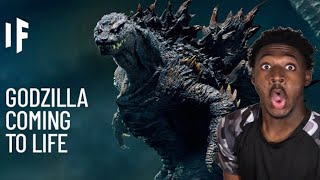 What If Godzilla Were Real? (WE CANT DO ANYTHING)!!