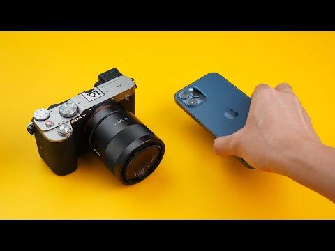 Seberapa Jauh Kamera Iphone 12 Pro Vs Dslr Paling Baru?