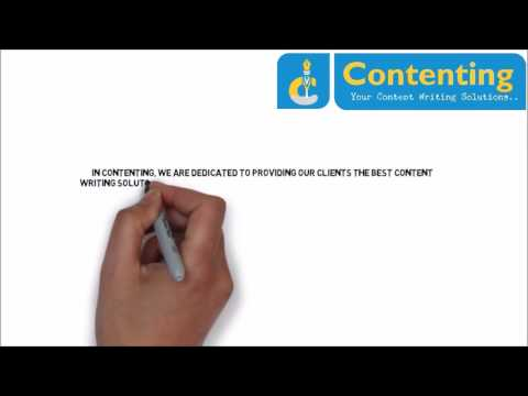 Content Writing Services | Content Marketing | Contenting