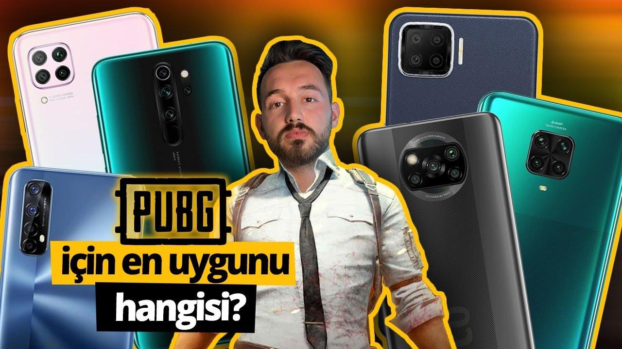 En İyi Oyun Android Telefonu ! One Plus 7 Pro  PUBG Mobile inceleme