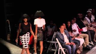 MODELS INC  Presents:  RUNWAY FUSION FASHION ON THE WATERFRONT 2014