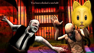 I HELPED THE PRISONER ESCAPE!!   Erich Sann Horror Game
