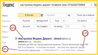 как узнать место клика в Яндекс Директ?
