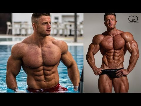 Sensational Muscles | Alex Davies WBFF Pro Workout