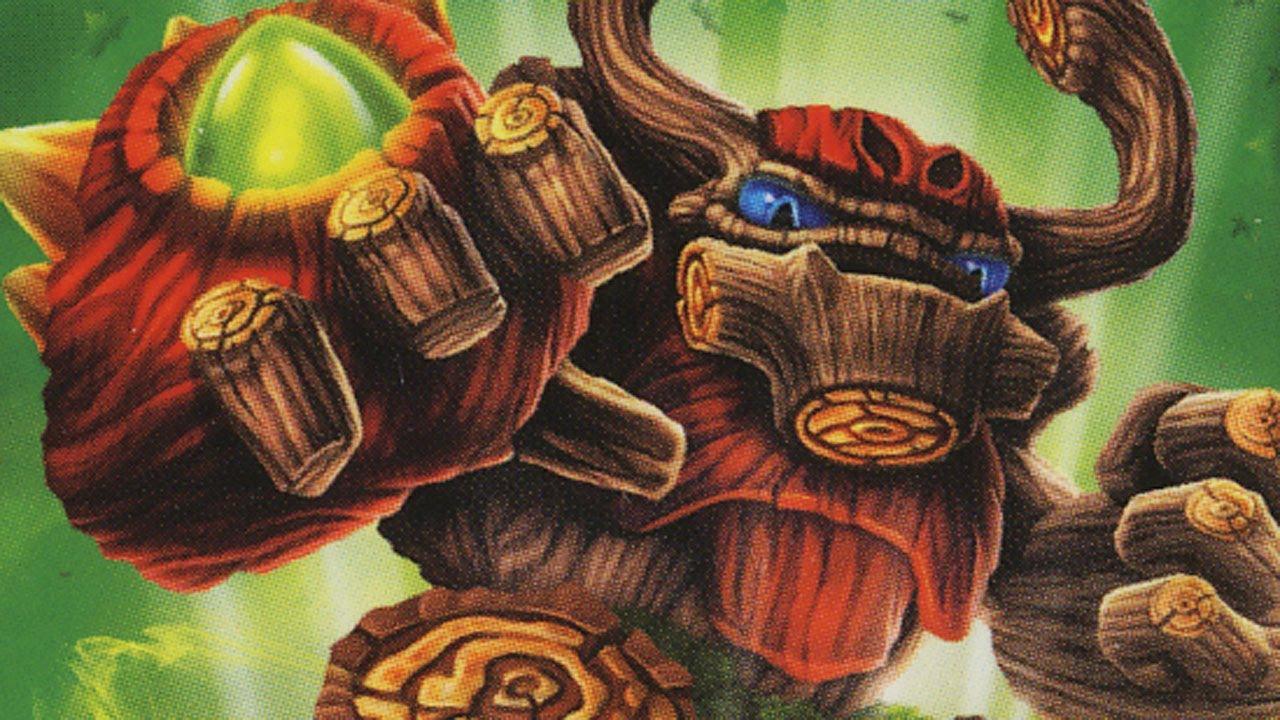 Classic Game Room Skylanders Tree Rex Figure Review