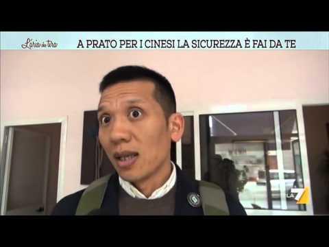 A Prato per i cinesi la sicurezza è fai da te