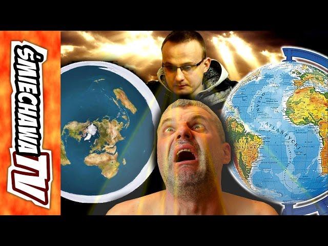 """Płaska Ziemia """"u Szwagra"""" - Video Dowcip"""