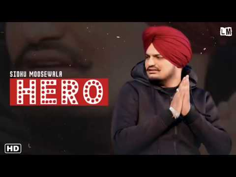hero---sidhu-moosewala-|-new-punjabi-song-2019-|-doaba-records