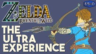 Zelda Breath of the Wild is STUNNING in 4K60 Ultrawide