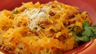 Spaghetti Squash --spanish Style
