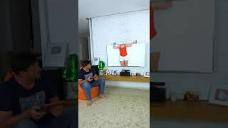 Guess how she did it #shorts Cool Tiktok video by Tiktoriki