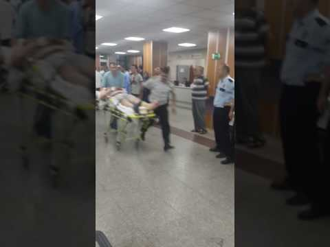 15 Temmuz darbe girişiminin olduğu o gece Ankara Dışkapı Eğitim Araştırma Hastanesi acili
