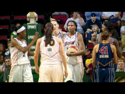 Timeout with Sue Bird