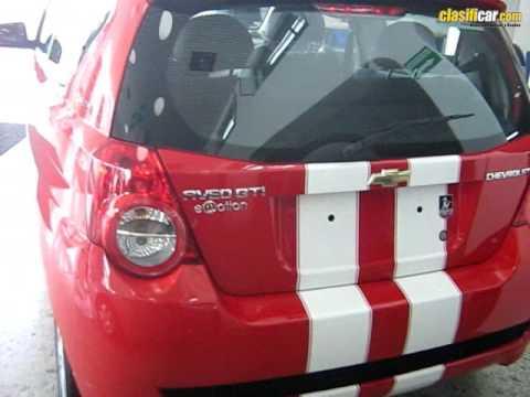 Chevrolet Aveo Emotion Gti 16 Transformer 2010 Youtube