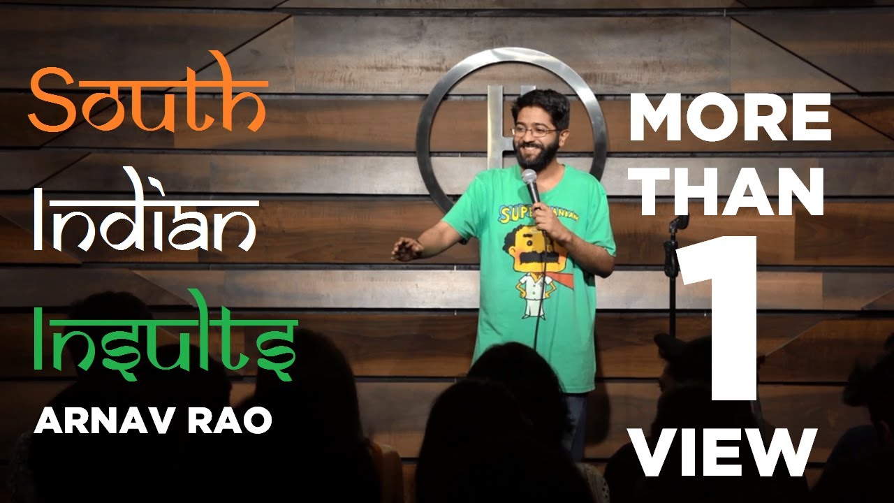 Download South Indian Insults   Stand Up Comedy By Arnav Rao