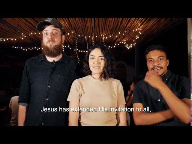 YWAM - Introduction Video DTS