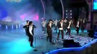 Shinhwa performing Perfect Man better quality DISCLAIMER: Video isn...