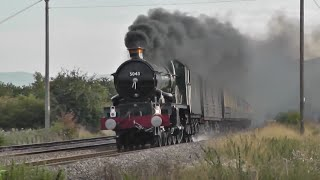 Masters Of The Mainline - U.K Steam Train Review - 2013