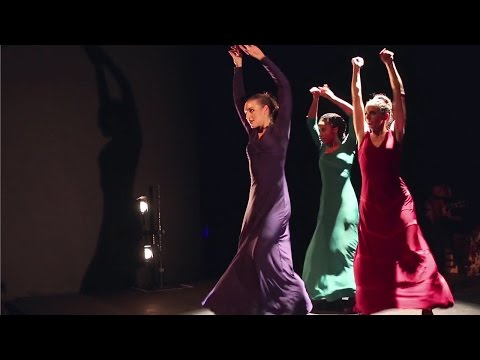 No Frills - flamenco from Dotdotdot Dance at Norwich Playhouse