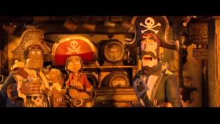 Pirates! Band of Misfits Trailer
