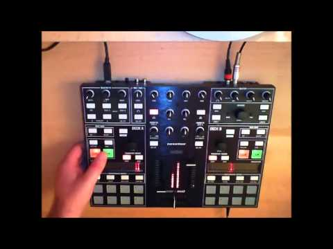 P@cki - Best of Progressive Trance 2012 First time with novation twitch mixing