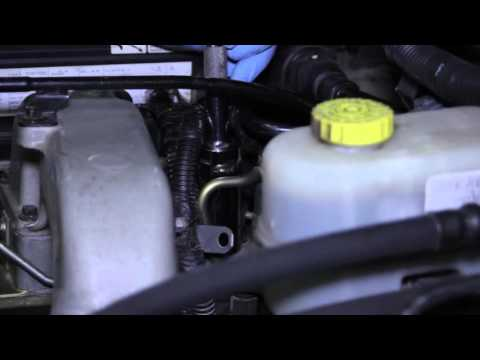 Dodge Ram Cummins 5.9 Fuel Pressure Sensor Replacement