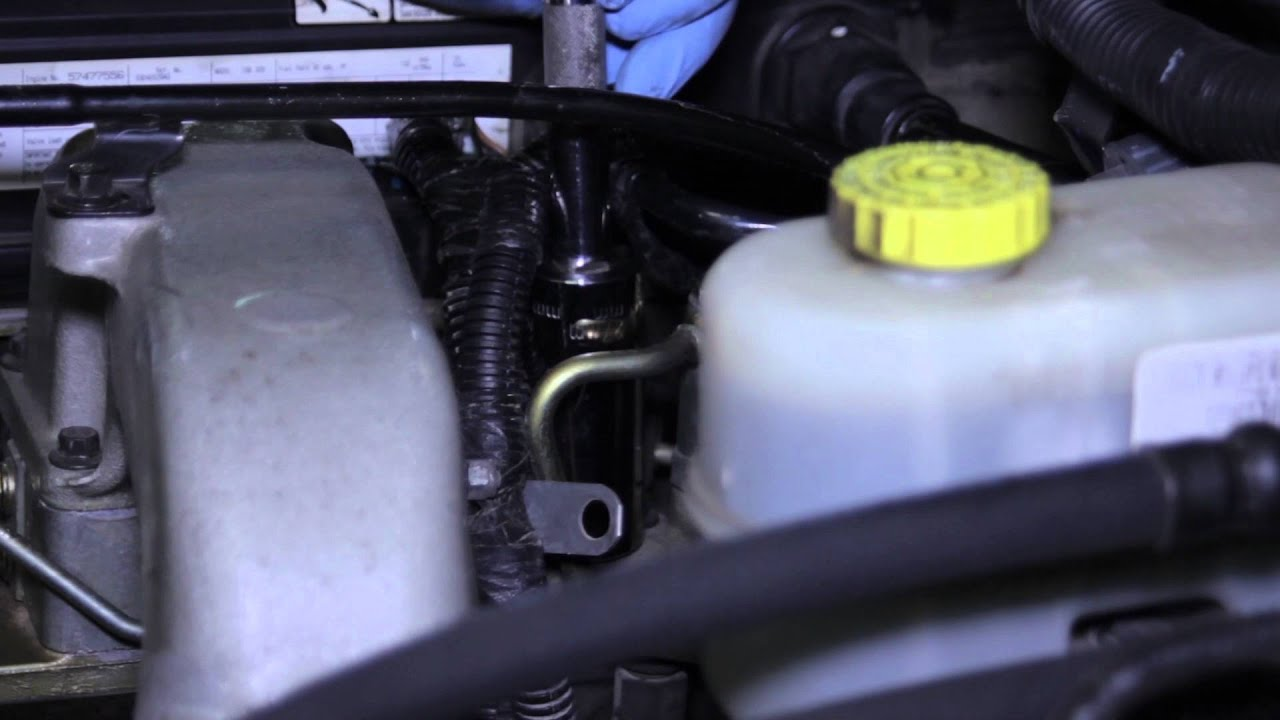 Dodge Ram Cummins 5 9 Fuel Pressure Sensor Replacement