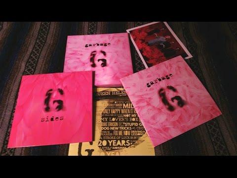 Garbage 20th Anniversary Vinyl Box Set !!
