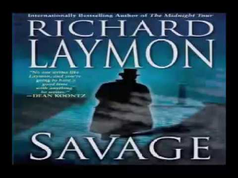 Savage Audiobooks #2 by Richard Laymon