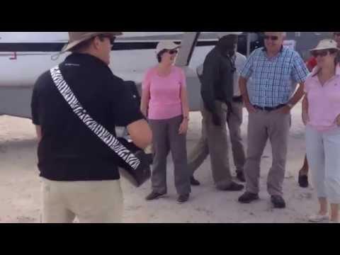 """Savute """"Airport""""- Botswana"""
