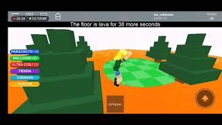 Spielen: der Boden ist lava /lau roblox