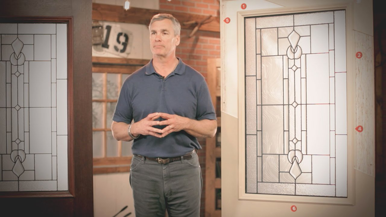 Premium fiberglass door performance reeb youtube for Reeb fiberglass exterior doors