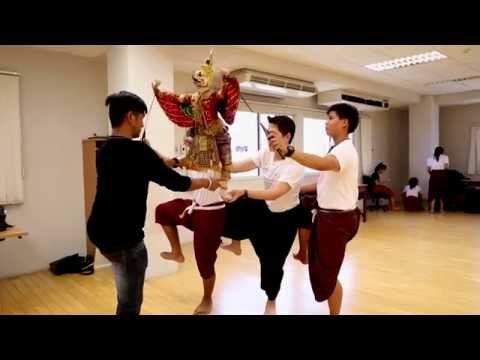 รายการ รังสรรค์ไทย ตอน คณะหุ่นละครเล็กโจหลุยส์ ออกอากาศทางช่อง 9 อสมท. Modern 9 TV