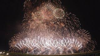 2018 大曲の花火 春の章 フィナーレ花火 OMAGARI Spring Finale fireworks