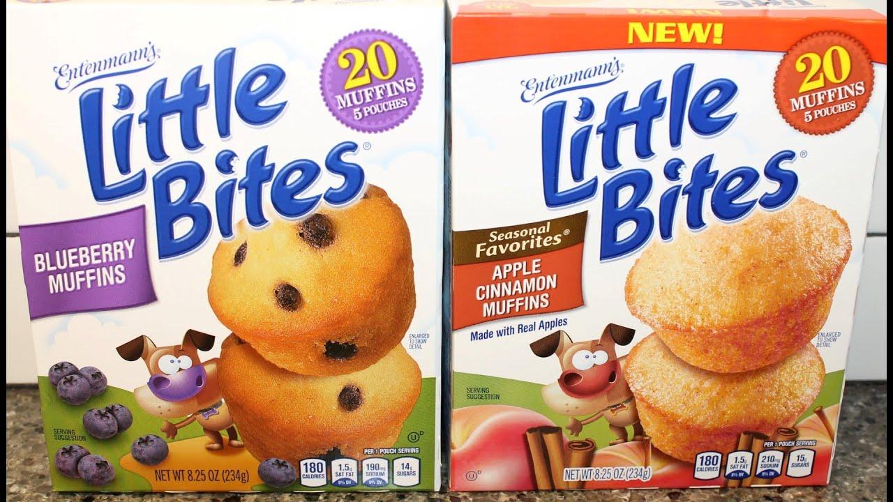 recipe: little bites strawberry yogurt muffins [19]