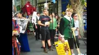 Parade Festival Off Avignon 2012